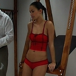 Hanna  is a repeat offender here at the school.  It seems that not matter what we do, she seems to returns if she wanted to be spanked.  We actually suspected this to be true, but we felt that if she wanted to be hurt, we will do just that.   We had her h