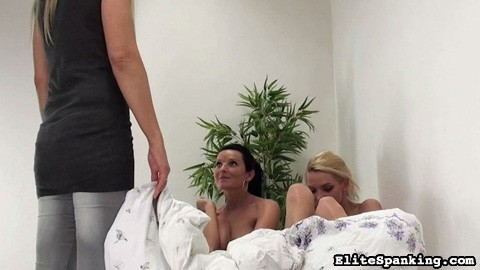 Naughty sleepover 24  debbie knows she can t have her girlfriend stay the night  our dominatrix can hear the two fooling around. Debbie knows she can't have her girlfriend stay the night. Our femdom can hear the two fooling around.