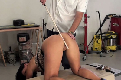 A caning usually whips these girls into shape. Especially when its brought down hard on Katty